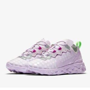 Nike React 55运动鞋,折上8折