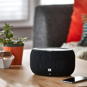 $59.9970% off Link 20 Refurbished, Voice-activated Portable Speaker