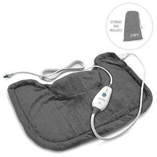 $31.34(原价39.99) 附赠储存包Pure Enrichment 理疗热敷垫 可当小电热毯