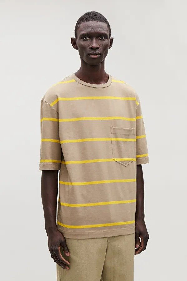 条纹T恤  多色