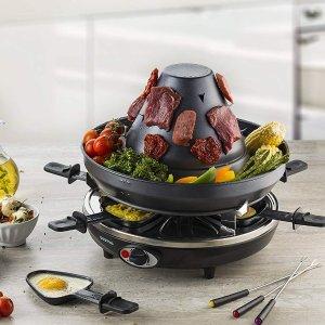 $49.99(原价$169.52)Gourmia GEG1400 烤肉火锅焗饭 万用小神器 吃出人生的巅峰