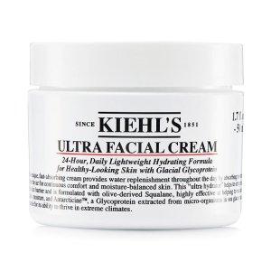 Kiehl's高保湿面霜