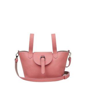 MeliMelo粉色摇篮包