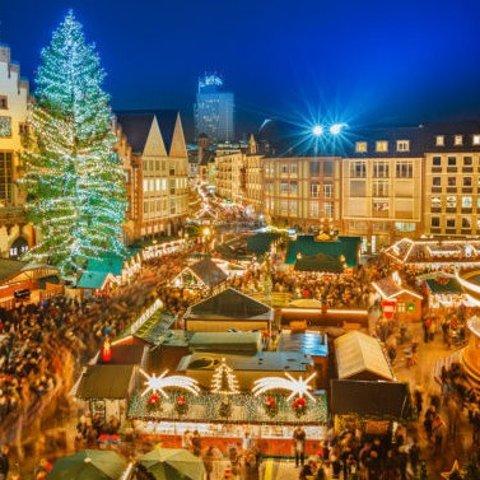 浪漫又传统 有机会一定要去异国文化:12月圣诞季 云游德国最美圣诞市场 宅家感受节日气息