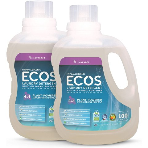 $14.9Earth Friendly Products ECOS 2X Liquid Laundry Detergent