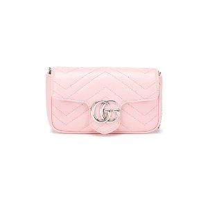 Gucci官网$1105GG Marmont super mini 新色