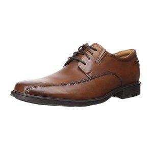 现价$51.99(原价$90)Clarks 男士真皮牛津鞋热卖 经典2色选