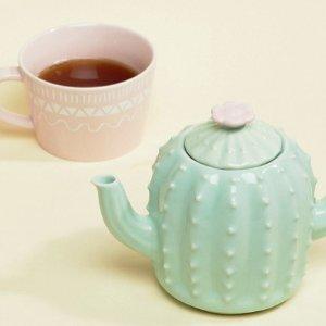 £18 收封面款仙人掌小茶壶上新:ASOS 家具饰品文具等趣味热卖 £5.99起