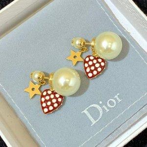 £520收封面耳钉 £400收手链Dior 精美饰品上新 七夕限量小波点爱心超可爱