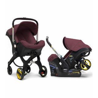 $499+无税+送$100礼卡最后一天:Doona 3合1婴儿安全座椅式童车 多色可选