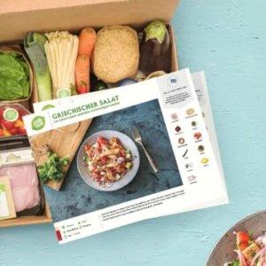 立减€40优惠+免邮 材料全搭配小吃货宅家福利 Hellofresh 生鲜食材包 做饭只需动动手指