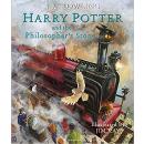 4.8折折扣升级:Harry Potter 哈利波特 超新精装插图版特卖