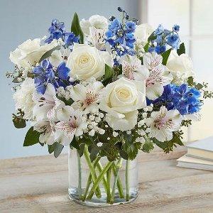 8.5折 为家人朋友送祝福1-800-Flowers.com 官网 多款鲜花、绿植促销热卖