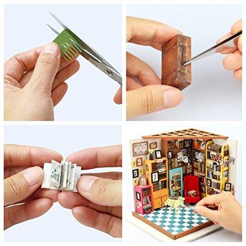 DIY 立体图书馆
