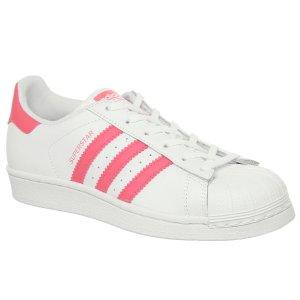 Adidas三叶草贝壳鞋
