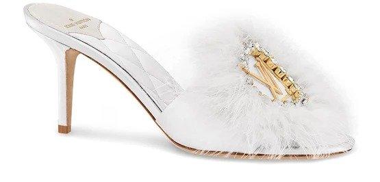 LV Marilyn 高跟穆勒鞋
