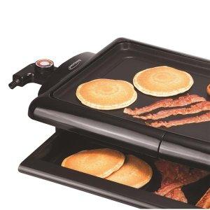 做小烧烤 免费送货双层不粘烤盘 1400 W