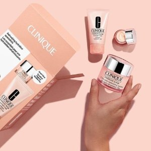 Extended: Dealmoon Exclusive 25% offwith Any Moisture Surge Purchase  + A Free 7-Piece Gift With $65 AND Choose a Free Full-size Best Seller With $75 @ Clinique