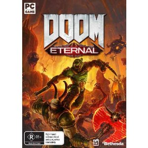 Doom Eternal+预购赠送DLC PC版