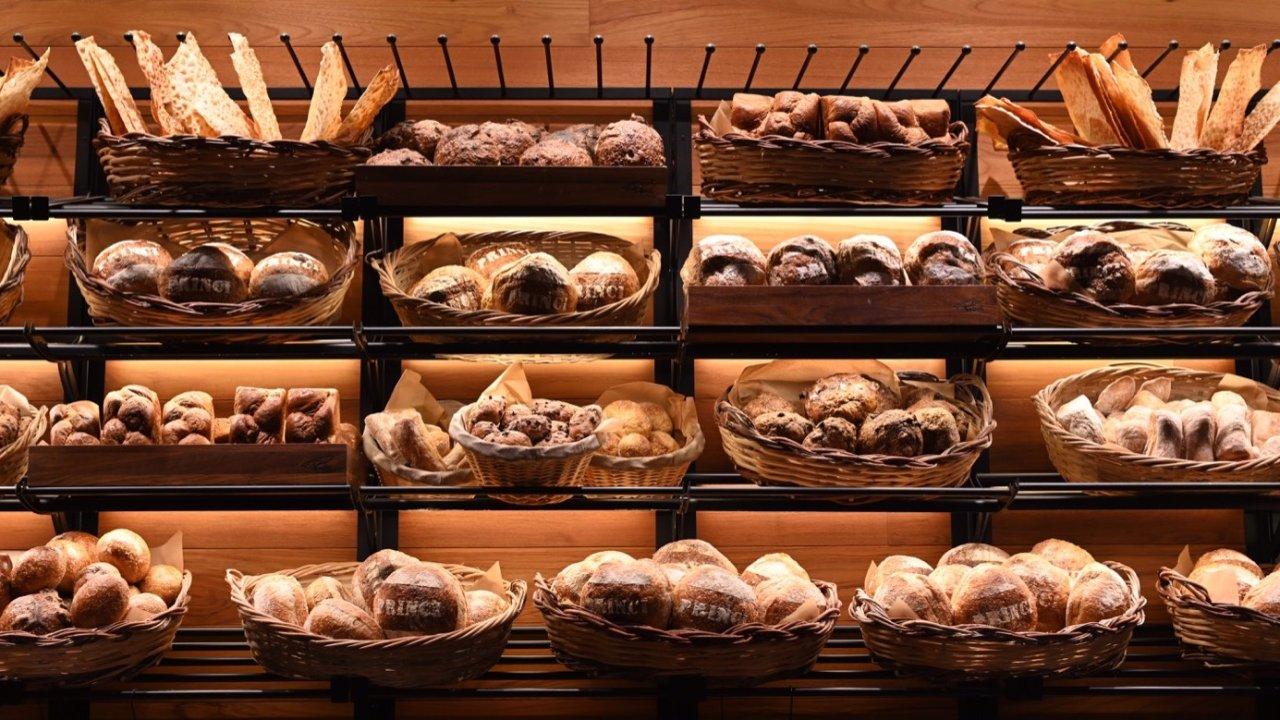 面包种类大全,中法对照!再也不怕看不懂菜单~