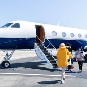 $100 OffLast Day: Airacer Business jet flight back to China