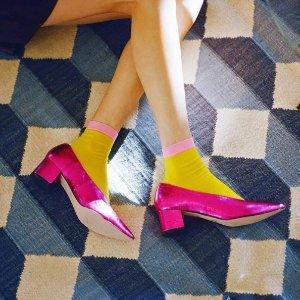 时髦新元素  $18起Happy Socks 超新时尚 Hysteria 系列袜子上线