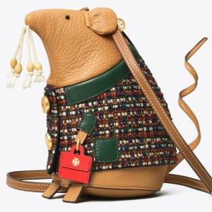 Tory Burch官网 鼠年鼠系列鞋包、美衣
