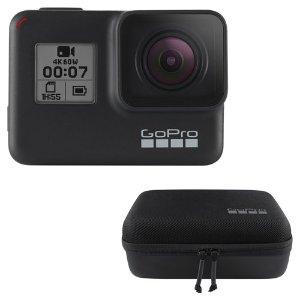 $439.99(原价$529.99)GoPro HERO7 运动相机套装 用它拍视频真的会上瘾吗