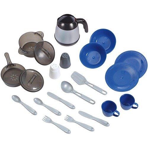 小厨房玩具,带21个配件