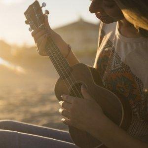 一年全部课程$12 (原价$108)Groupon 在线吉他或尤克里里课程二选一,含适合初学者的课程