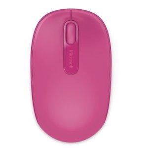 $9.99(原价$19.27)Microsoft 1850 无线鼠标 多色可选 小细节彰显个性