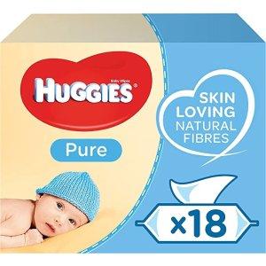 Huggies婴儿湿巾 (1,008 张)