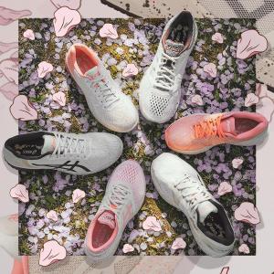 低至5折+ 额外85折,最适合亚洲人的跑鞋ASICS 精选 时尚男女运动鞋限时热卖
