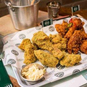 双人套餐$19(原价$29)墨尔本 Pelicana Chicken 韩式炸鸡套餐