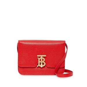 BurberrySmall Leather Tb Bag