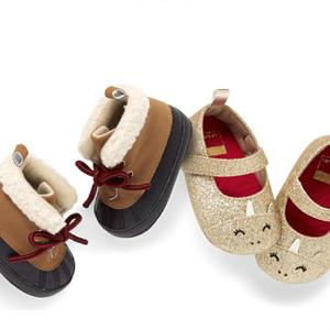 包邮 宝宝保暖靴$7.5Carter's官网 儿童鞋履3.75折封顶两日闪购