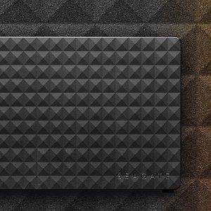 $119.99(原价$229.99) 5.2折黑五预告:Seagate 6TB 桌面级扩展硬盘