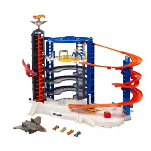 Coming Soon: Target Hot Wheels Super Ultimate Garage Playset