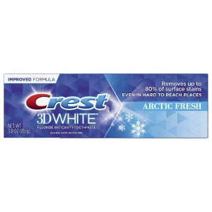 Crestbuy 2 save $5Whitening Toothpaste Arctic Fresh