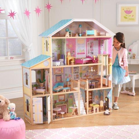 封面娃娃屋$95 兼容乐高桌$49KidKraft 儿童等玩具、家居等4.3折起热卖