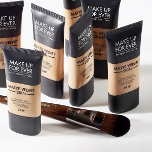 Dealmoon Exclusive 20% Off  sitewide + free exclusive gift set on foundation orders $75+  @ Make Up For Ever
