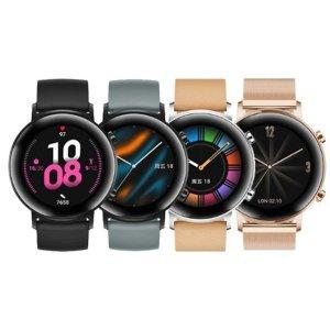 5.7折起 收高颜值运动款Huawei 华为GT系列智能手表热卖 关注自身健康