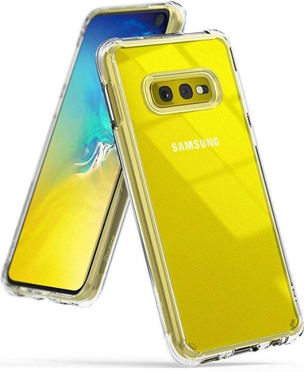 Fusion 系列 Galaxy S10e 手机壳 透明