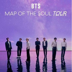 BTS北美4月开唱