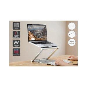 koganAluminium Infinite Height Adjustable Laptop Stand   Stands, Holders & Car Mounts  