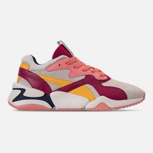 PumaWomen's Puma Nova Suede Casual Shoes