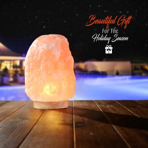 $13.68(原价$39)手慢无:Himalayan Glow 1001 喜马拉雅水晶盐灯
