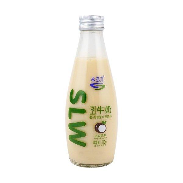 水恋湾 风味牛奶饮品 椰子 210ml
