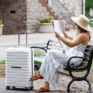 75折起+立减$100 低至$71.65最后一天:Samsonite 新秀丽行李箱 惊喜热卖 快为度假做准备吧
