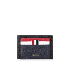 Thom BrowneDouble Sided Card Holder With Pocket